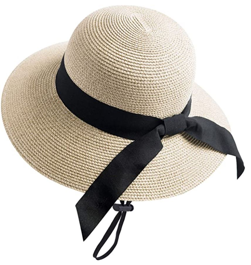 Straw Bags and Sun Hats
