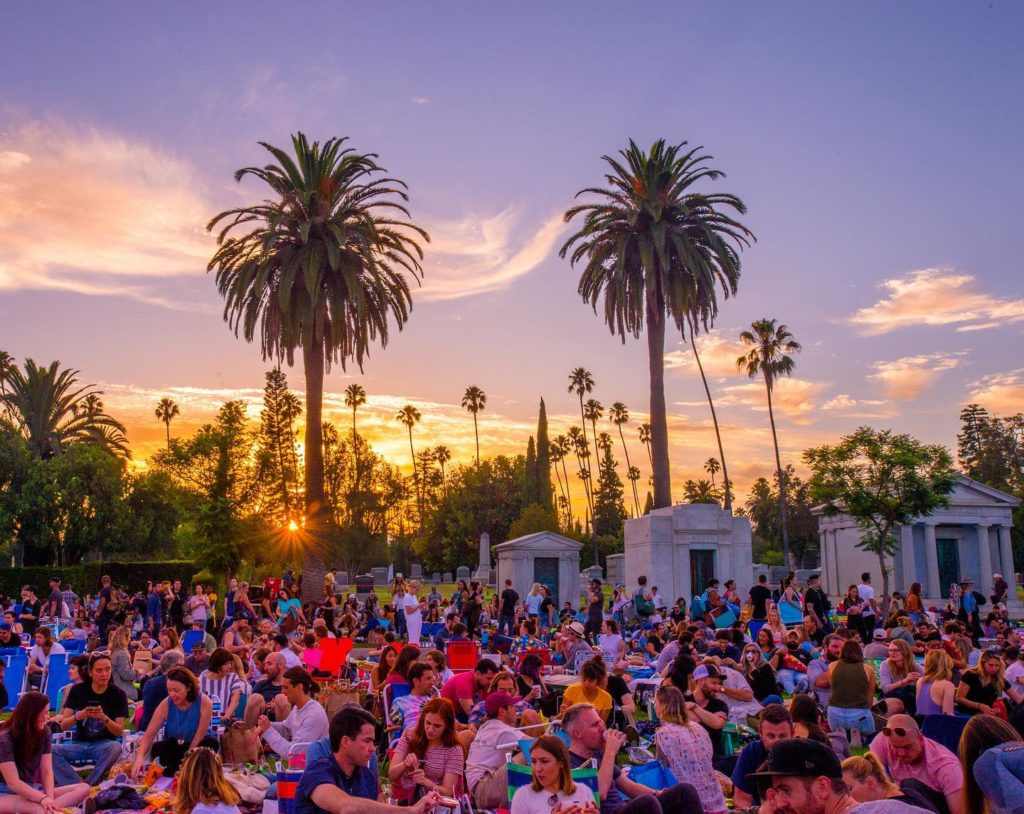 LA Life: Gardens, Movies, Concerts and More