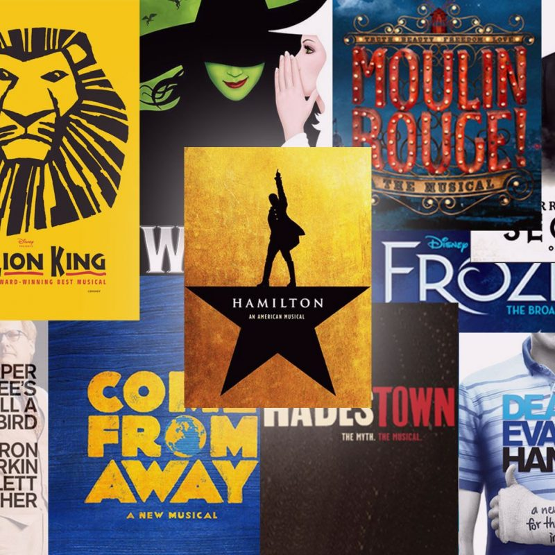 NYC LIFE: Broadway's Return, Old New York, Live Shows, Streaming Shows