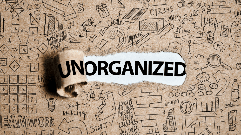 101 Organizing Hacks: A Cheat Sheet for Lazy People (Part 1)