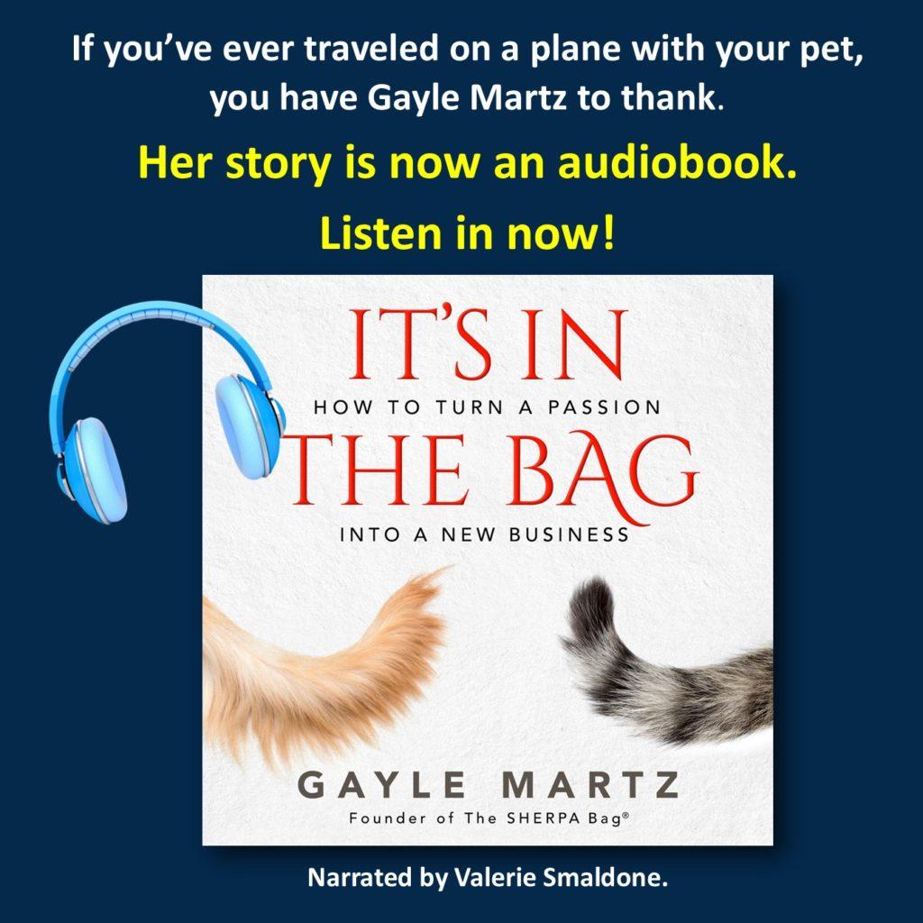 It's in the Bag, Gayle Martz