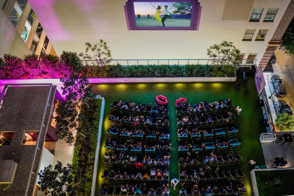 LA LIFE INSIDERS GUIDE: JANM & Skirball Exhibitions, Hermosa Fiesta and Outdoor Movies