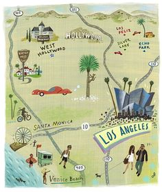LA Anytime
